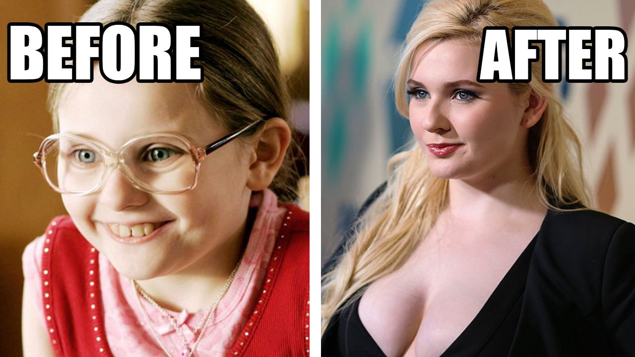 10 Famous Child Stars Who Grew Up To Be Hot