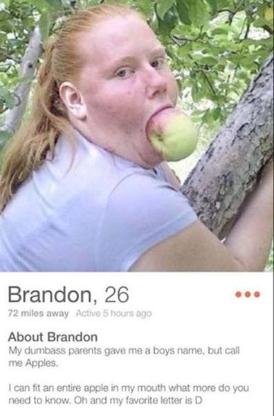 15 Of The Worst Online Dating Profiles Ever | TheTalko