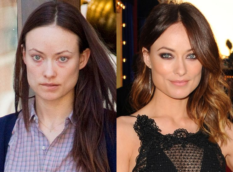 Most beautiful woman without makeup