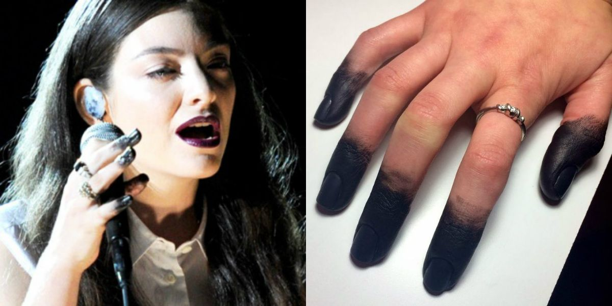 15 Celebs With The Worst Manicure Of All Time Thetalko