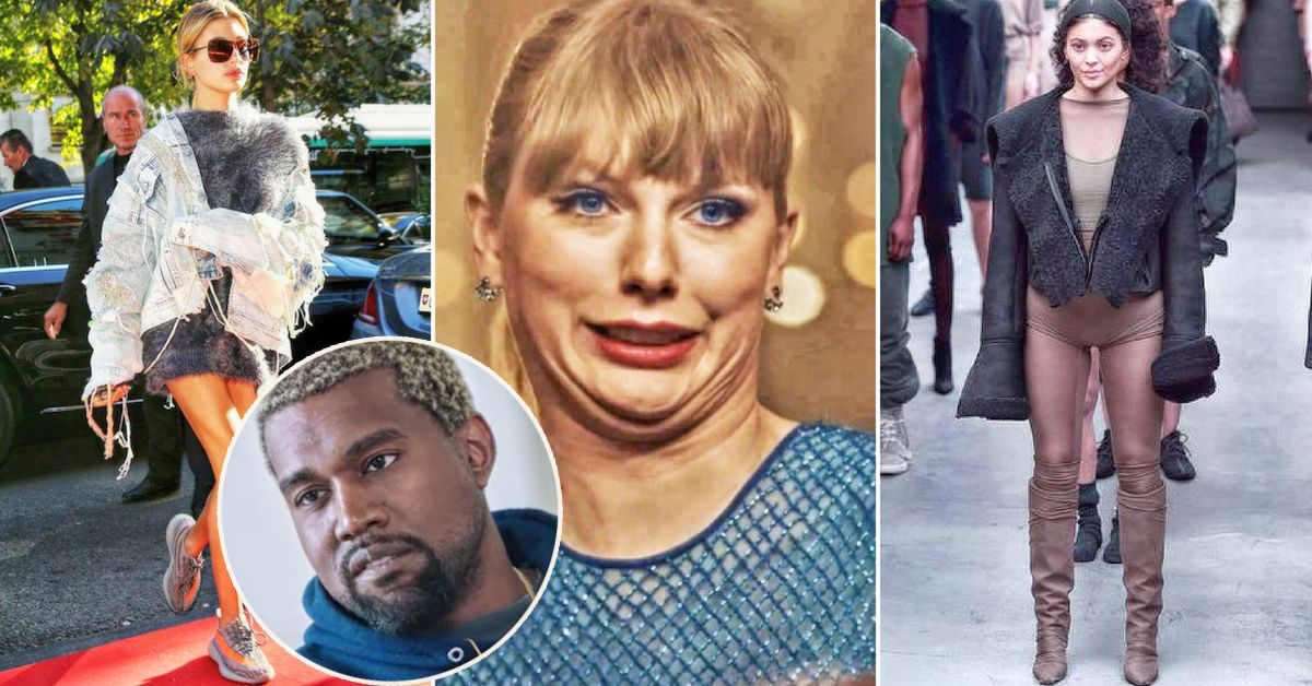c28a9f96581e8 12 Celebs Who Would Never Touch Yeezys (And 12 Who Actually Love The Brand)