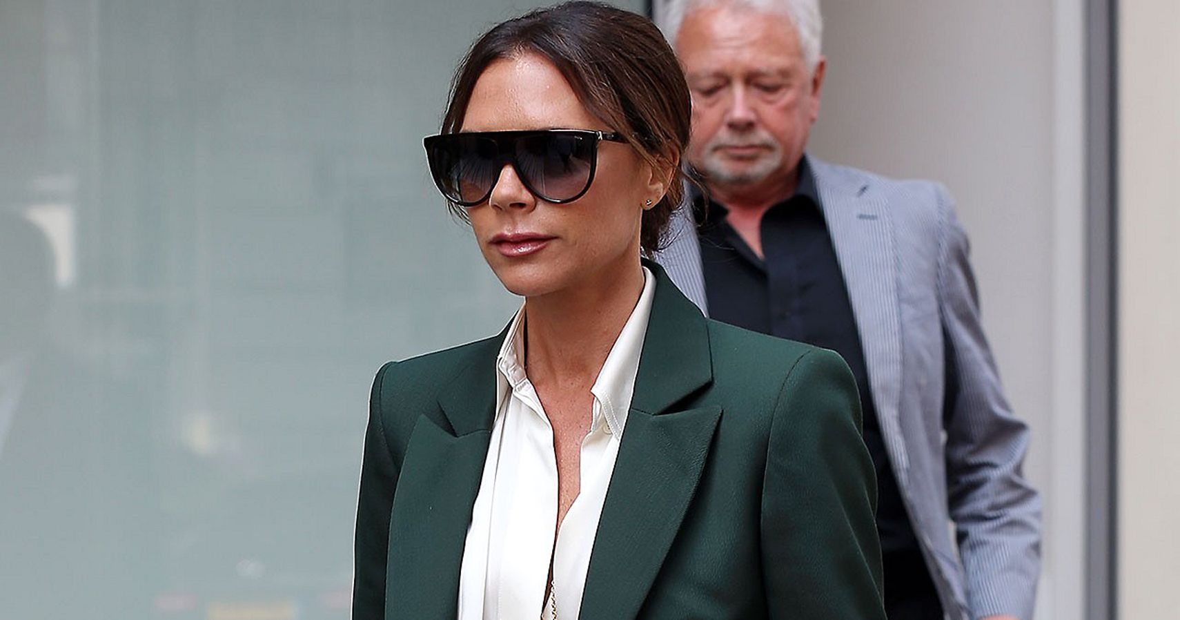 Victoria Beckham Shares Thoughts About Royal Wedding | TheTalko