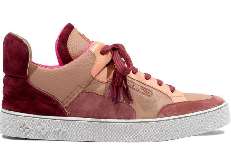abe7a1712ef6 5 Louis Vuitton x Kanye West Don  Patchwork  Are Selling For Over 4k. Via  HighSnobiety