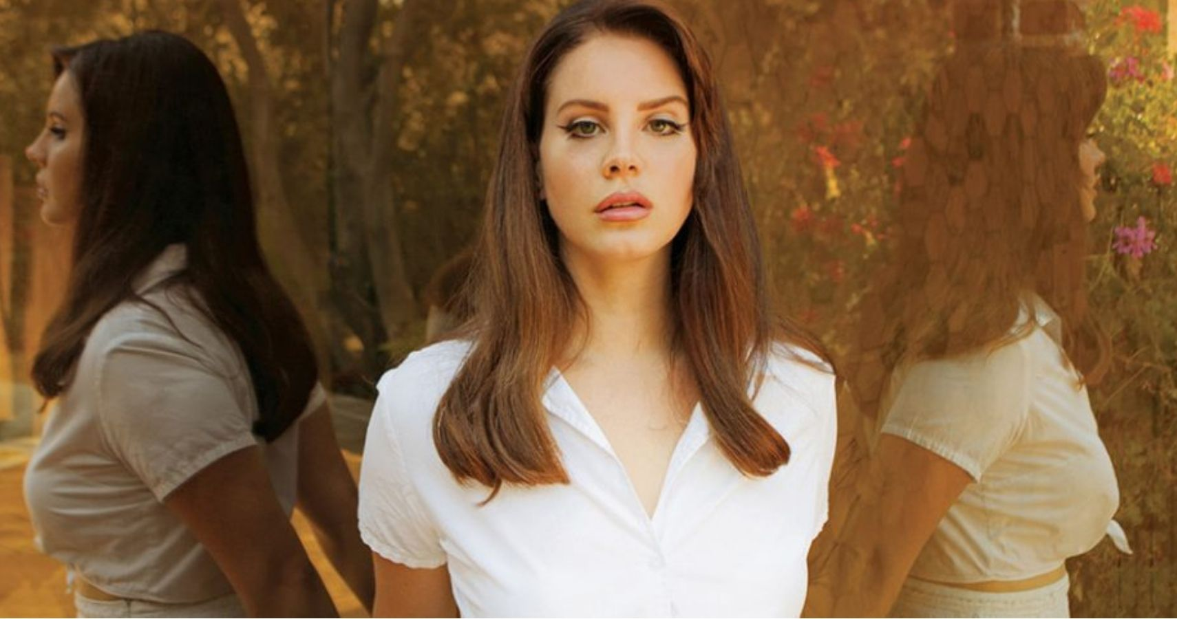 Lana Del Rey S Bare Faced Selfie Is Being Adored By Fans